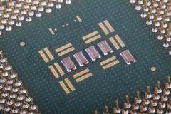 chips datoren Royaltyfria Foton