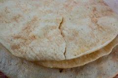 Chips gemacht vom Reis Lizenzfreie Stockbilder