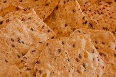 chips helt korn Arkivfoto