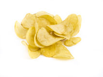 Chips isolated Stock Images
