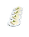 Chips met kruiden Royalty-vrije Stock Afbeelding