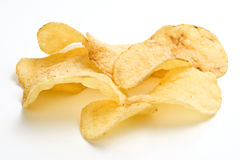 chips patato royaltyfria bilder