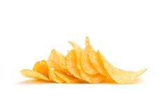 chips potatisen Royaltyfri Foto