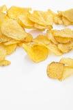 chips potatisen Royaltyfri Bild