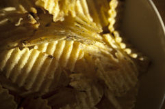 Chips. Royalty Free Stock Photo