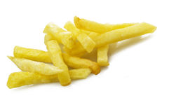 Chips stick Royalty Free Stock Photo