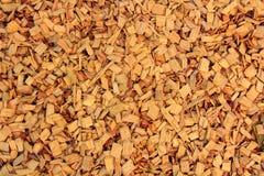 Chips Texture di legno Fotografia Stock Libera da Diritti