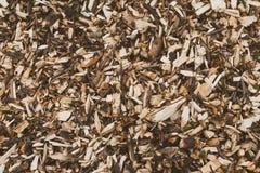 CHips Texture en bois Bois de charpente, fond en bois industriel Plan rapproché de notation Modèle de tronc, surface de mur, bois images stock