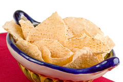 chips tortillaen Royaltyfria Foton