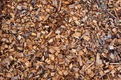 chips trä Arkivfoton