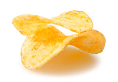 Chips two Royalty Free Stock Photos