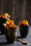 Chips végétaux Image stock