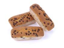 chips valenciana för den chokladmagdalena muffinen Royaltyfri Fotografi