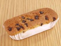 chips valenciana för den chokladmagdalena muffinen Royaltyfria Bilder