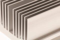 Chipset heatsink Στοκ Φωτογραφία