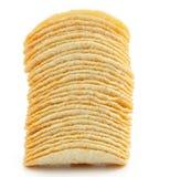 chipstapelpotatis Arkivfoto