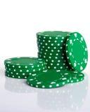 chipsy hazardu Zdjęcia Stock