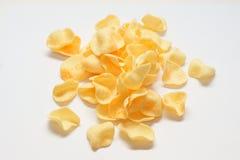 chipsy jedzą udział palowej ziemniaka Obraz Stock