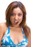 Chique expressivo 2 Fotos de Stock Royalty Free