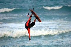 Chiquenaude 2 de cerf-volant Image libre de droits