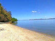 Chira island,  Costa Rica. Central America Stock Images
