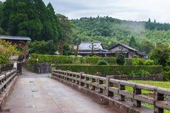 Chiran - Samurai village Royalty Free Stock Image