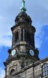 Chirch a Dresda Fotografia Stock Libera da Diritti