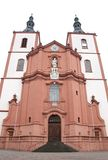 Chirch Saint Blasius in Fulda, Germany Stock Images