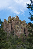 Chiricahua Nat. Monument. Stock Photography