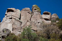 Chiricahua National Monument Stock Photo