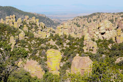 Chiricahua National Monument Stock Photos
