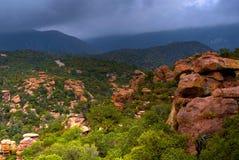 Chiricahua National Monument Stock Image