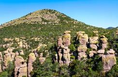 Chiricahua National Monument Royalty Free Stock Photo