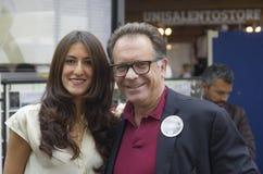 Chirico της Annalisa και paone cecchi του Alessandro Στοκ Φωτογραφία