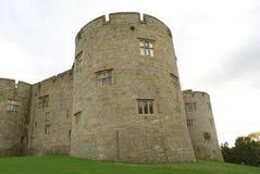 Chirk城堡Chirk,雷克瑟姆,威尔士,英国 免版税库存图片