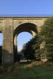 Chirk Aquaduct Royalty-vrije Stock Foto