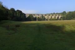 Chirk Aqueduct Royalty Free Stock Image