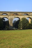 Chirk Aqueduct Stock Photography