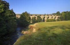 Chirk Aqueduct Stock Photo