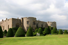 Chirk Castle royalty free stock image