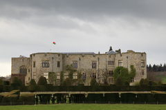 Chirk Castle Stock Photo