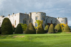 Chirk Castle Gardens Wales UK Stock Photo