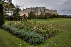 Chirk o castelo fotografia de stock royalty free