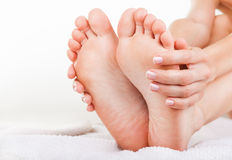 Chiropody Royalty Free Stock Photography