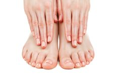Chiropody Stock Photography
