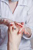 Chiropody Royalty Free Stock Images