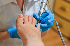 Chiropody Stock Photos