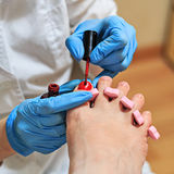 Chiropody Royalty Free Stock Photo
