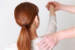 chiropractic Στοκ Εικόνες