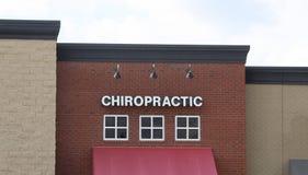 Chiropractic Stock Photo